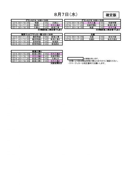 R1新潟サマーサッカ―組み合わせ_ページ_1